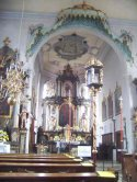 Pfarrkirche St. Laurentius in Altenbanz